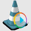 Иконка TS VLC Player