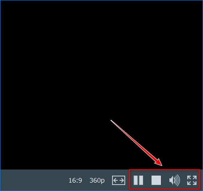 Контролируем воспроизведение видео