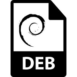 Логотип Debian