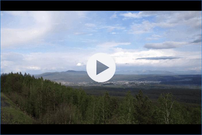 Сохраненная на Айфон видеозапись в медиа-плеере VLC