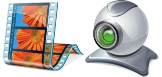 Запись с веб-камеры в Windows Movie Maker